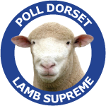 Poll Dorset Lamb Supreme logo